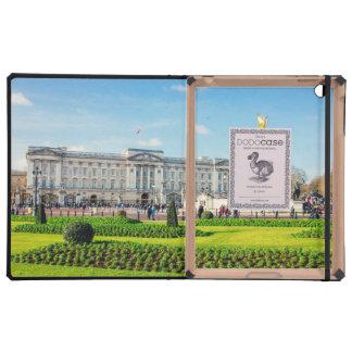 Buckingham Palace and Victoria Memorial iPad Folio Case