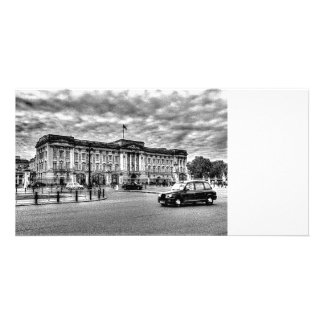 Buckingham Palace Art Card