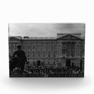 Buckingham Palace BRITÁNICO 1970 de la vieja