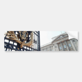 Buckingham Palace Bumper Sticker