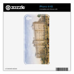 Buckingham Palace, c.1862 (litho del color) iPhone 4 Skins