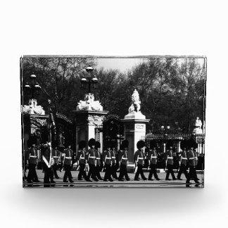 Buckingham Palace cambiante BRITÁNICO 1970 del