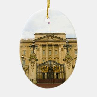 Buckingham Palace Ceramic Ornament