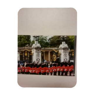 Buckingham Palace Changing of The Guards Magnet