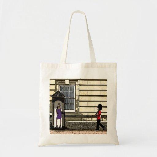 Buckingham Palace Custom Bag by Colin Carr-Nall