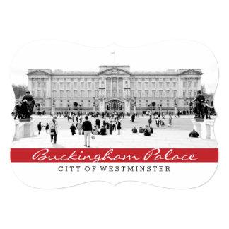 "Buckingham Palace Invitación 5"" X 7"""