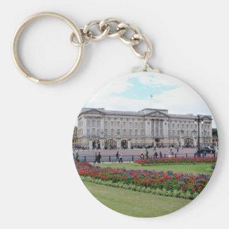 Buckingham Palace Llavero Redondo Tipo Pin