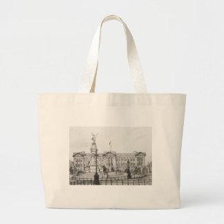 Buckingham Palace London.2006 Jumbo Tote Bag