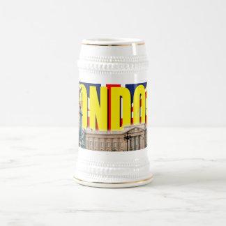 Buckingham Palace-London Beer Stein