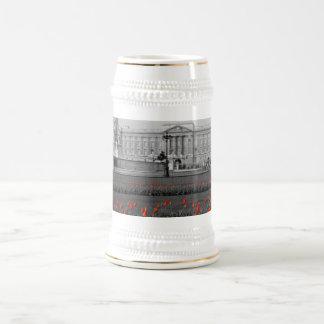 Buckingham Palace London Beer Stein