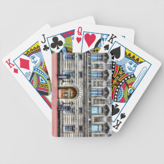 Buckingham Palace London Bicycle Playing Cards