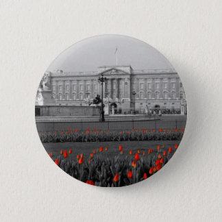 Buckingham Palace London Button