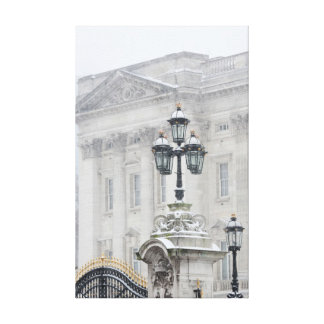 Buckingham Palace London Canvas Print