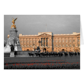 Buckingham Palace London Card