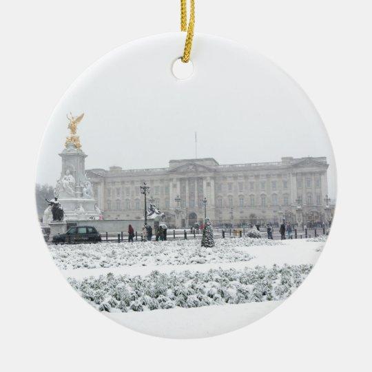 Buckingham Palace London Ceramic Ornament