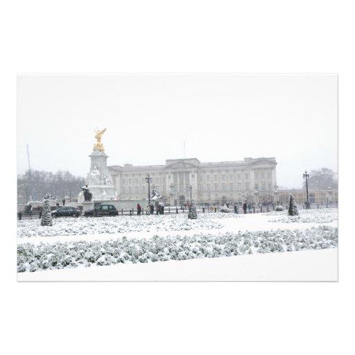 Buckingham Palace London Customized Stationery