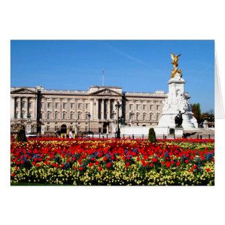 Buckingham Palace  London England Card