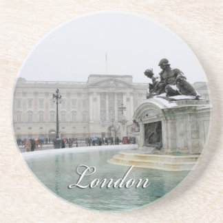 Buckingham Palace London England Drink Coaster