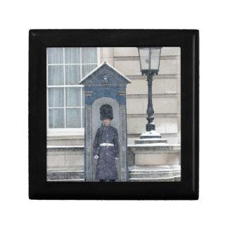 Buckingham Palace London England Keepsake Box