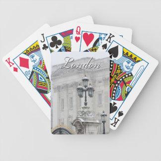 Buckingham Palace London England Playing Cards