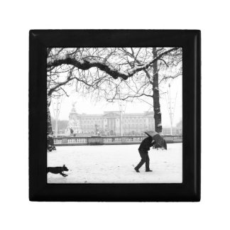 Buckingham Palace London England Trinket Boxes