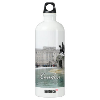Buckingham Palace London England Water Bottle