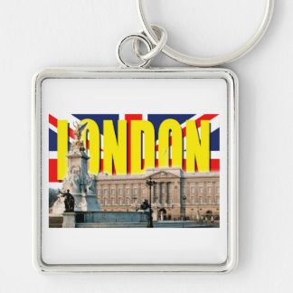 Buckingham Palace-London Keychain