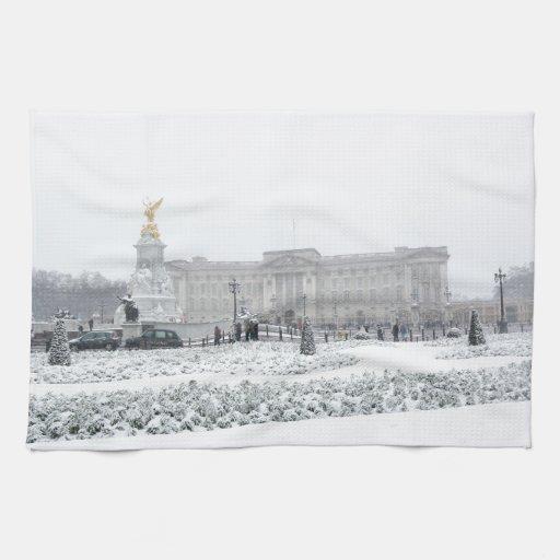 Buckingham Palace London Kitchen Towel