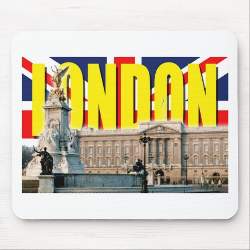 Buckingham Palace-London Mouse Pads