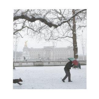 Buckingham Palace London Note Pad