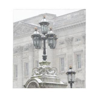 Buckingham Palace London Memo Notepads