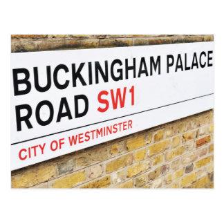 Buckingham Palace, London - Postcard