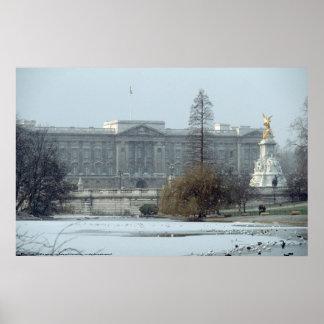 Buckingham Palace London Print
