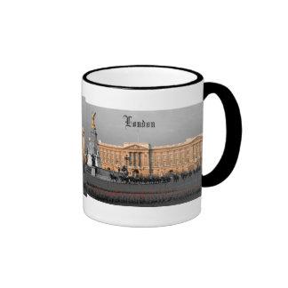 Buckingham Palace London Ringer Mug