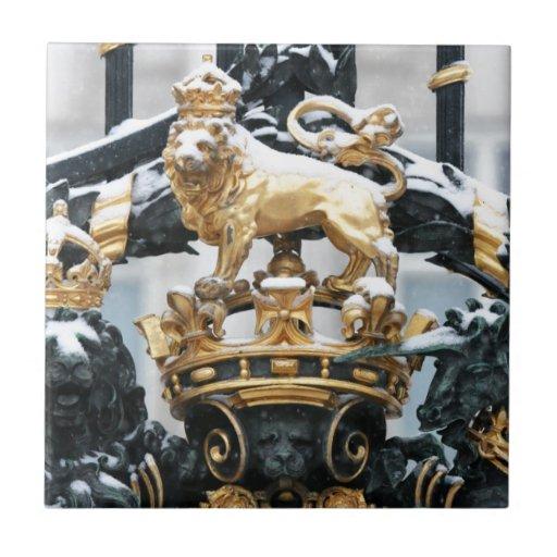 Buckingham Palace London Tiles