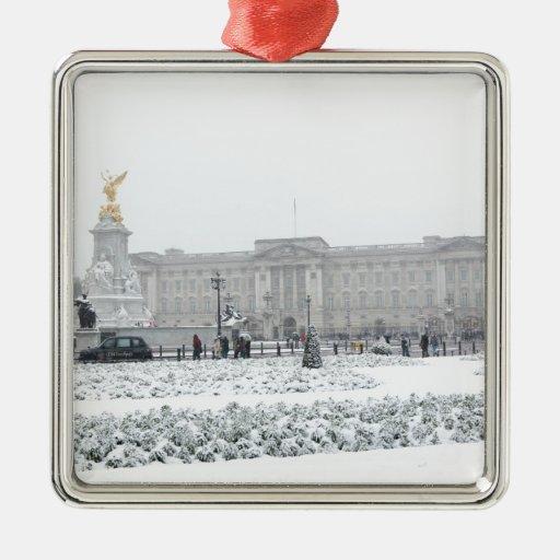 Buckingham Palace Londres Ornaments Para Arbol De Navidad