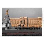 Buckingham Palace Londres Felicitación
