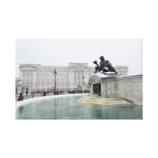 Buckingham Palace Londres Inglaterra Impresiones En Lona