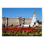 Buckingham Palace Londres Inglaterra Tarjeta De Felicitación