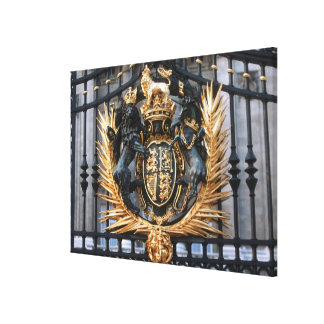 Buckingham Palace - Londres Lona Envuelta Para Galerías