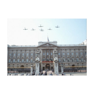 Buckingham Palace - Londres Impresión En Lona Estirada