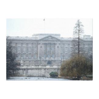 Buckingham Palace - Londres Impresiones En Lienzo Estiradas