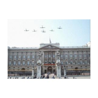 Buckingham Palace - Londres Lona Envuelta Para Galerias