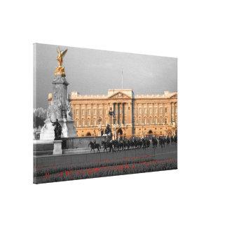Buckingham Palace - Londres Lienzo Envuelto Para Galerías