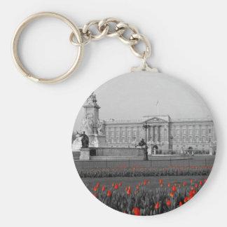 Buckingham Palace Londres Llavero Redondo Tipo Pin