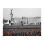Buckingham Palace - Londres Lona Estirada Galerias