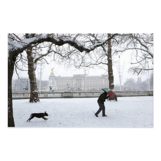 Buckingham Palace Londres Papeleria