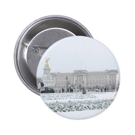 Buckingham Palace Londres Pins