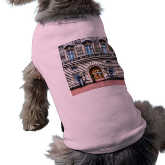 Buckingham Palace Londres Playera Sin Mangas Para Perro
