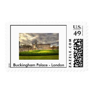 Buckingham Palace Londres Sellos